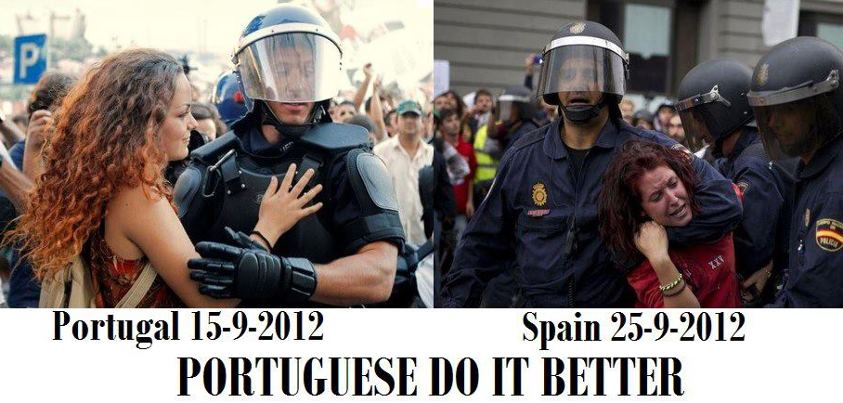 Beauty & strength United - the Portuguese Way!
