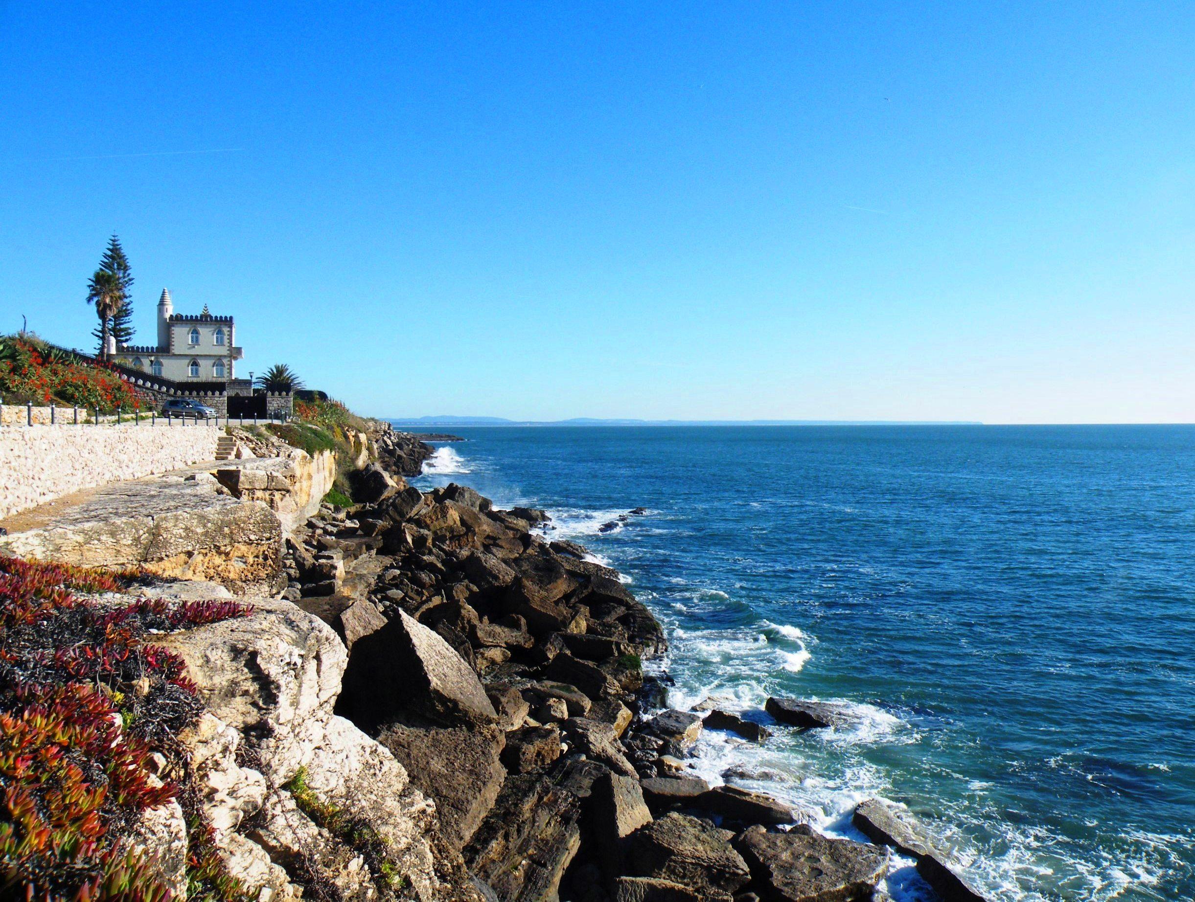 """Challet S. Pedro"" - Estoril  Coast"
