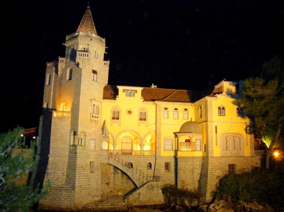 6 Palácio Condes Castro Guimarães