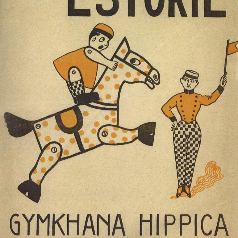 Concurso Hípico, 1920