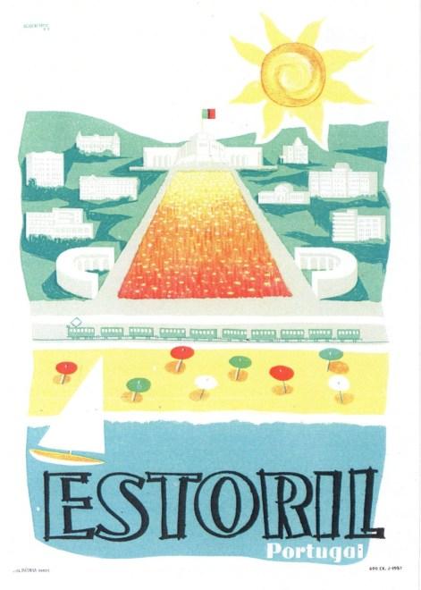 Postal 1957
