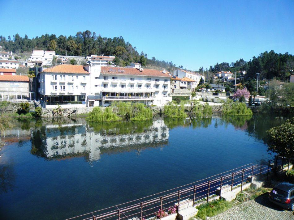 2 Rio Vouga e Estação termal
