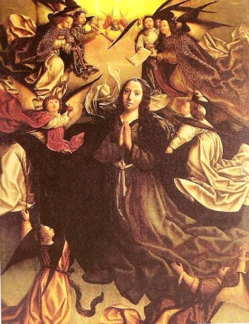 Annunciation of the Blessed Virgin