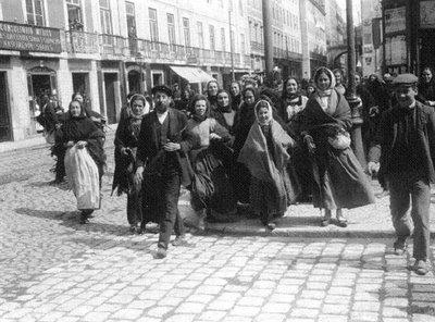 Fishwives Strike, 1912