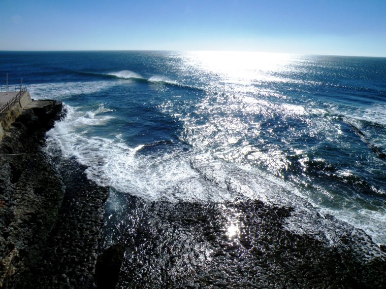 """Parede"" Beach, Cascais"